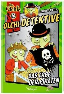 Olchi-Detektive 10. Das Erbe der Piraten
