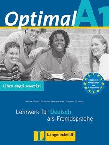 Optimal A1 - Arbeitsbuch Italienisch A1 mit Lerner Audio-CD