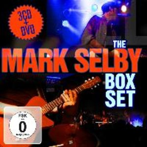 The Mark Selby Box Set.3CD+DVD
