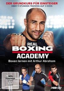 Real Boxing Academy-Boxen Lernen Mit Arthur Abraha