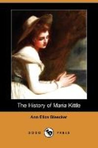 The History of Maria Kittle (Dodo Press)