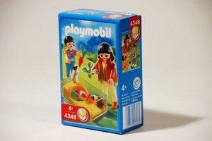 PLAYMOBIL® 4348 - Meerschweinchen-Terrarium