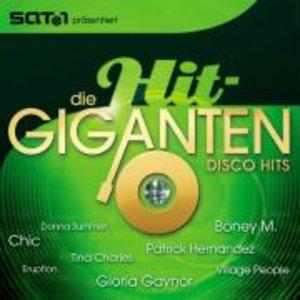 Die Hit Giganten-Disco Hits