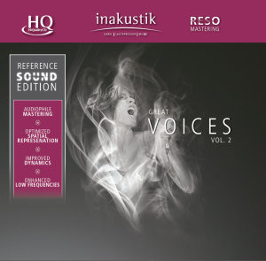 Reference Sound Edition-Great Voices,Vol.2