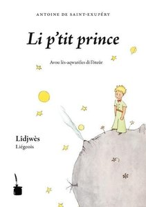 Der kleine Prinz - liégeois