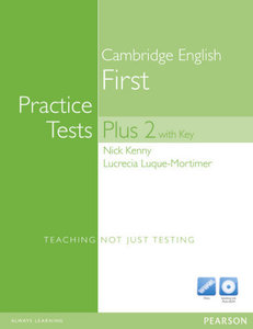 Practice Tests Plus FCE 2 Book (with Key) and Multi-ROM