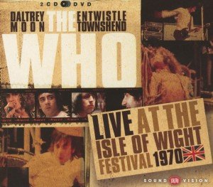 Live At The Isle Of Wight 1970 (2CD+DVD)