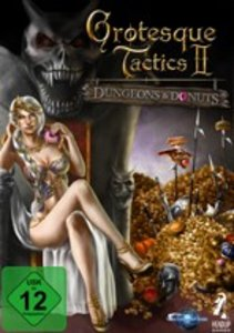 Grotesque Tactics 2: Dungeons & Donuts