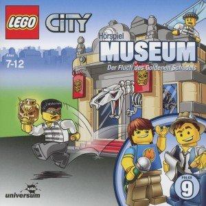 LEGO City 09: Museum