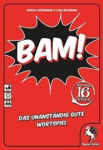 Bam! - Das unanständig gute Wortspiel