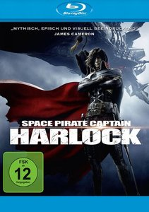 Space Pirate Captain Harlock BD 3D/2D