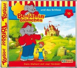 Benjamin Blümchen 010 und das Schloss