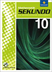 Sekundo 10. Schülerband mit CD-ROM
