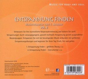 Entspannung Finden Nach E.Jacobson Vol.2