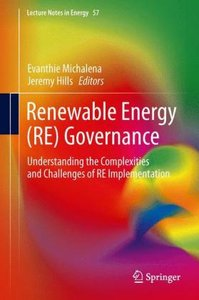 Renewable Energy (RE) Governance