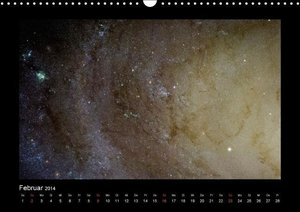 Sternen-Welten (Wandkalender 2014 DIN A3 quer)