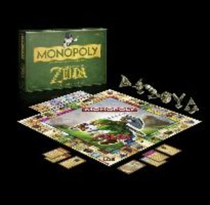 Winning Moves 43508 - Monopoly: The Legend of Zelda Collectors E