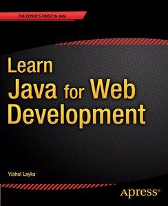 Learn Java for Web Development