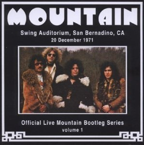 Live At Swing Auditorium,San Bernadino 20.12.1971