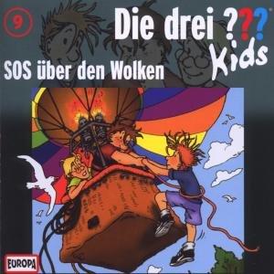 Die Drei ??? Kids 09: SOS über den Wolken (Audio-CD)