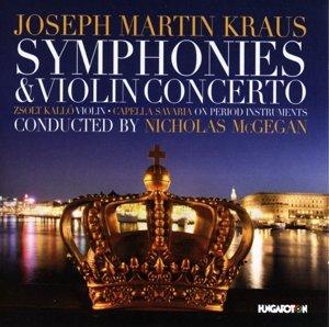 Symphonien und Violinkonzert