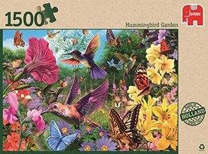 Ein Garten voller Kolibris - 1500 Teile