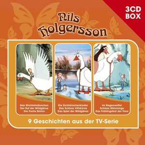 Nils Holgersson - 3-CD Hörspielbox Vol. 1