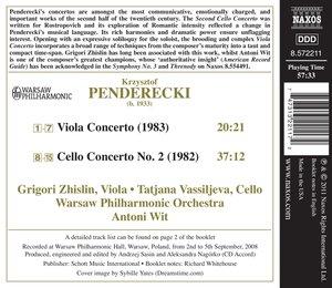 Bratschenkonzert/Cellokonzert