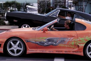 The Fast and the Furious - Jahr100Film