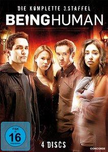 Being Human - Die komplette 3. Staffel