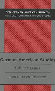 German-American Studies