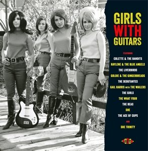 Girls With Guitars (180 Gr.Crimson Vinyl)