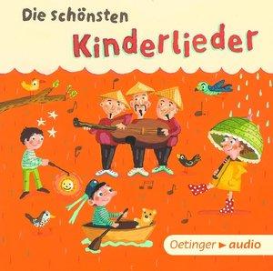 Die sch¿nsten Kinderlieder CD