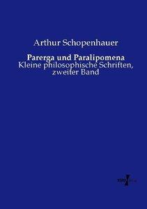 Parerga und Paralipomena