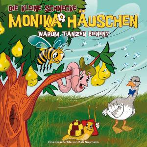Die kleine Schnecke Monika Häuschen 21: Warum tanzen Bienen?