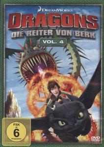 Dragons - Die Reiter von Berk Vol. 4
