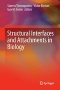 Structural Interfaces and Attachments in Biology