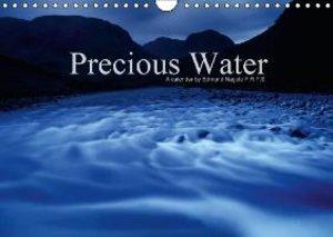 Precious Water (Wall Calendar 2015 DIN A4 Landscape)