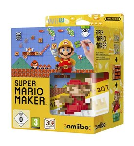 Super Mario Maker - inklusive amiibo + Artbook Edition