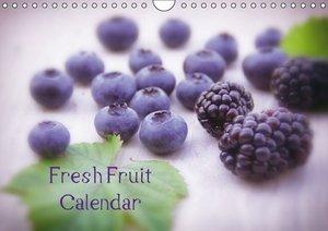 Fresh Fruit Calendar (Wall Calendar 2015 DIN A4 Landscape)