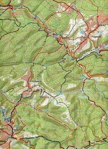 Naturpark Pfälzerwald Blatt 5 Vom Johanniskreuz bis Pirmasens