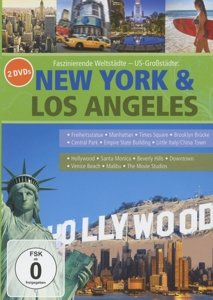 Faszinierende Weltstädte: New York & Los Angeles