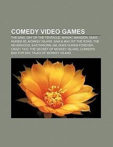Comedy video games