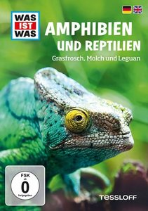 Was ist Was TV. Reptilien und Amphibien / Reptiles and Amphibian