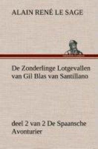 De Zonderlinge Lotgevallen van Gil Blas van Santillano, deel 2 v