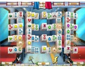 Mahjong Adventure - Paris (PC)