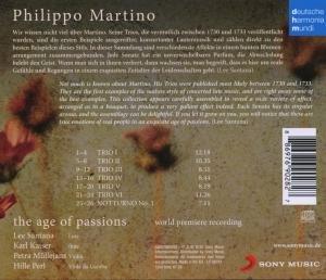 Philippo Martino-Lute Trios