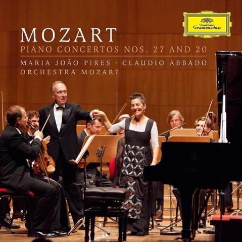Klavierkonzert Nr. 27 + 20 - zum Schließen ins Bild klicken