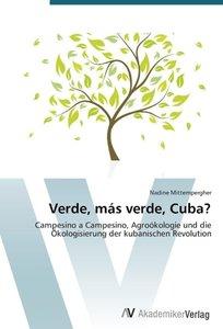 Verde, más verde, Cuba?