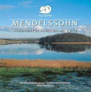 Streichersinfonien (Mendelssohn Bartholdy,Felix)